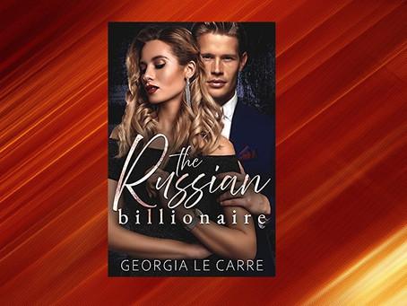 Book Birthday – The Russian Billionaire – Georgia Le Carre