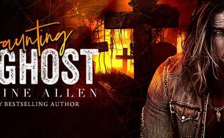 Release Blitz – Haunting Ghost – Kristine Allen