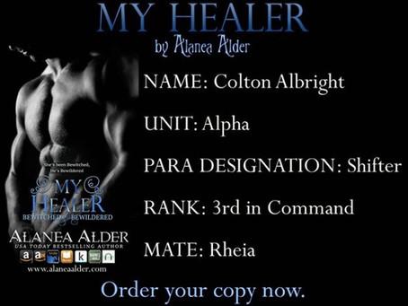 Character Spotlight – My Healer – Alanea Alder