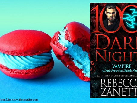 Book Birthday – Vampire – Rebecca Zanetti