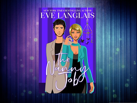 Book Birthday – The Nanny Job – Eve Langlais