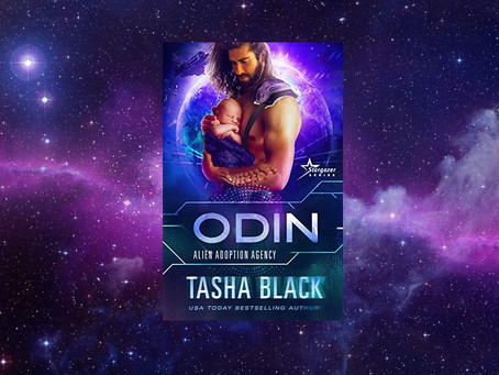 Book Birthday – Odin – Tasha Black