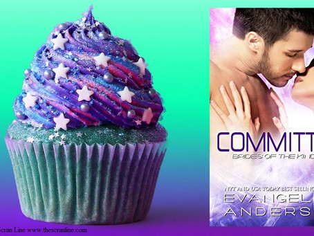 Book Birthday – Committed – Evangeline Anderson