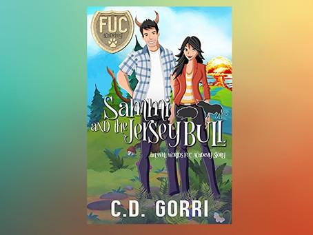 Book Birthday – Sammi and the Jersey Bull – C.D. Gorri