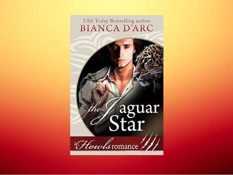 Book Birthday – The Jaguar Star – Bianca D'Arc