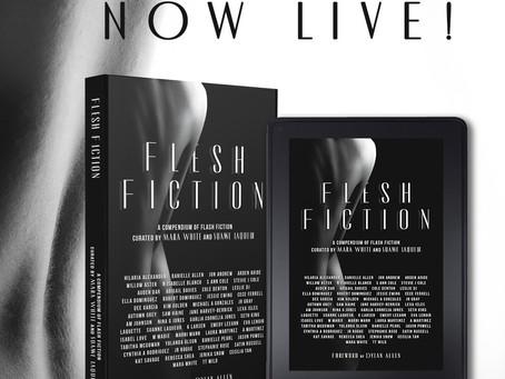 Release Blitz – Flesh Fiction – Multiple Authors