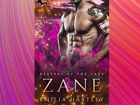 Book Birthday – Zane – Emilia Hartley