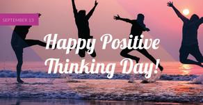 Something to Celebrate on Positive Thinking Day