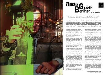 TEAM Gareth Berliner
