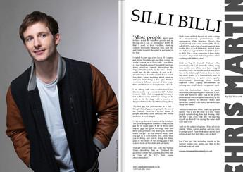 SILLI BILLI - Chris Martin