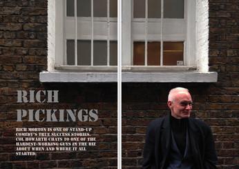 rich pickings : rich morton