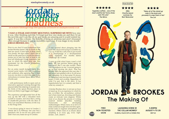 JORDAN BROOKES: Method Madness