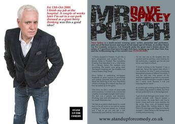 MR PUNCH: DAVE SPIKEY