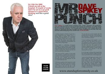 MR PUNCH: DAVE SPIKEY