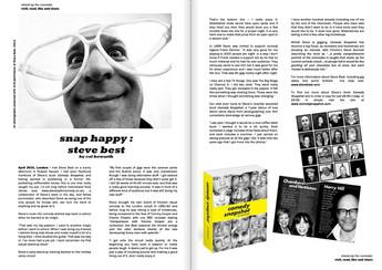 snap happy : steve best
