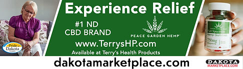 TerrysHealthProducts_DMPromo_ExperienceR