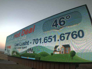 Stand out from the crowd with unique, dynamic messaging w/ Dakota Outdoor