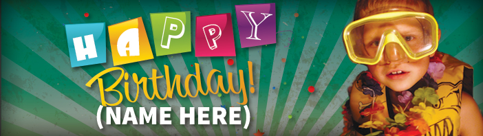 Happy Birthday - Celebrate