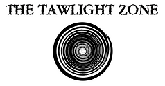 THE TAWLIGHT ZONE title and spiral