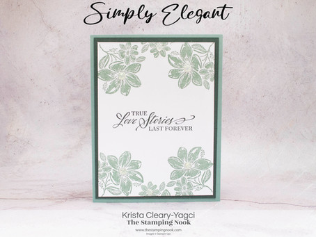 Stampin' Up! Casual Card Inspiration for the Casually Crafting Blog Hop - May 2021