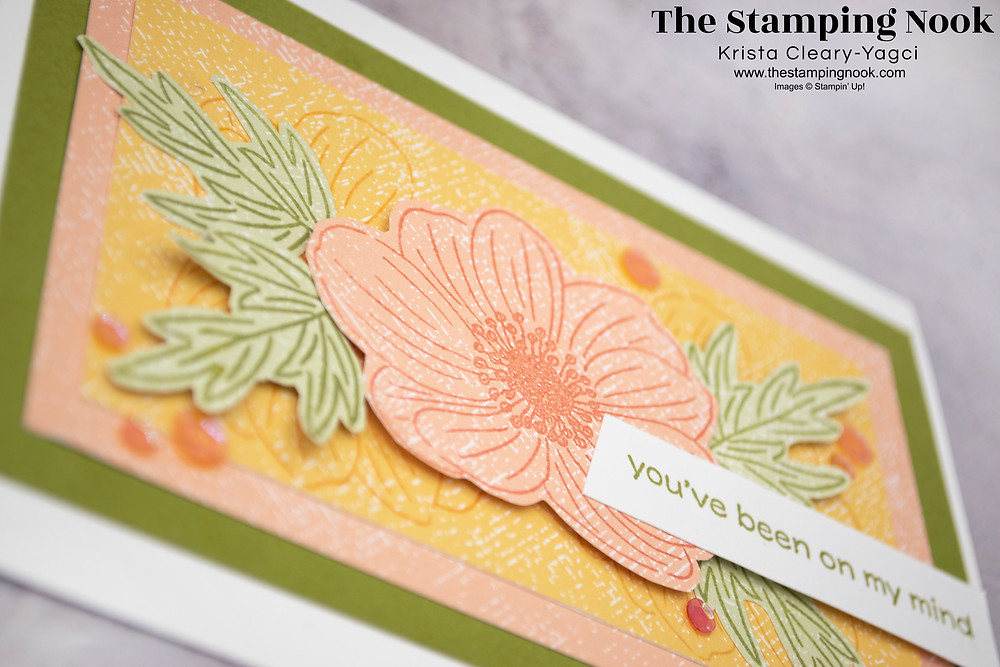Stampin' Up! Card Ideas - Stampin Up Card Ideas – Back to Back Blooms Stamp Set – Back to Back Blooms Card Ideas – Back to Back Blooms Stampin Up – Stampin Up Back to Back Blooms Cards –  Back to Back Blooms Card Ideas Stampin Up Catalog – Use Your DSP Series - The Stamping Nook - Krista Cleary-Yagci – Stampin' Up! Demonstrator – Stampin Up Pennsylvania – Stampin Up New Jersey