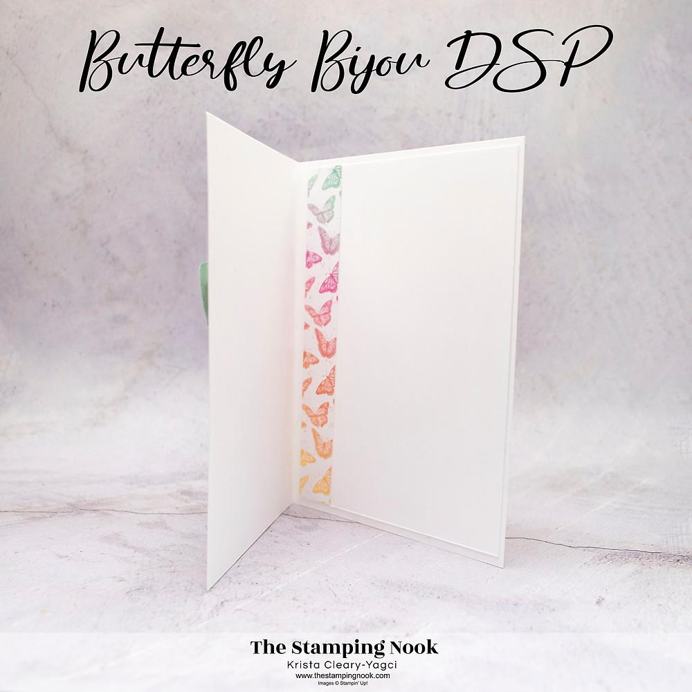 Stampin' Up! Card Ideas - Stampin Up Card Ideas – Butterfly Brilliance Stamp Set – Butterfly Bijou- Butterfly Brilliance Card Ideas – Butterfly Brilliance Stampin Up - Stampin Up Mini Catalog - The Stamping Nook - Krista Cleary-Yagci