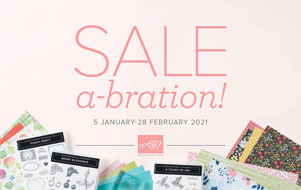 stampin' up! sale-a-bration - the stamping nook - krista cleary yagci -- kristacleary-yagci