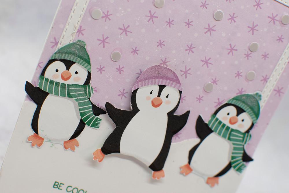Stampin' Up! Card Ideas - Stampin Up Card Ideas - Stampin Up 2021-2022 - Stampin Up Penguin Place Cards - Penguin Place Cards Stampin Up - Penguin Place Stamp Set - The Stamping Nook - Krista Yagci - Color & Contour Stampin Up - Scalloped Contours Dies - Stampin Up Demonstrator - Stampin Up New Jersey - Stampin Up Pennsylvania