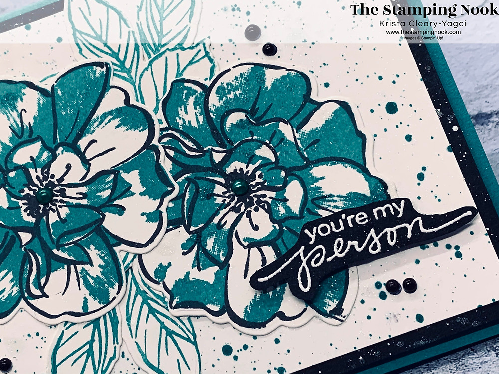 Stampin-Up-To-a-Wild-Rose-Ink-Splatter-Technique-The-Stamping-Nook-Krista-Cleary-Yagci-1 Close Up