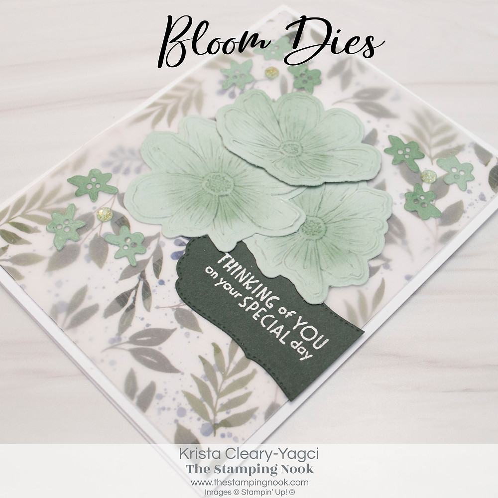 Stampin' Up! - Stampin Up 2021-2022 - Stampin' Up! Card Ideas - Stampin Up Card Ideas - Stampin Up Cards - Stampin Up - How to Make Handmade Cards - Handmade Cards - Card Tutorials - DIY Cards - Stampin Up Art in Bloom - Art in Bloom Stampin Up - Art in Bloom Stamp Set - Art in Bloom Card Ideas - Art in Bloom Stamp Set - Art in Bloom Card Ideas - Stampin Up Inspired Thoughts Cards – Inspired Thoughts Stamp Set - The Stamping Nook - Krista Cleary-Yagci - Stampin' Up! Demonstrator - Stampin Up Pennsylvania - Stampin Up New Jersey