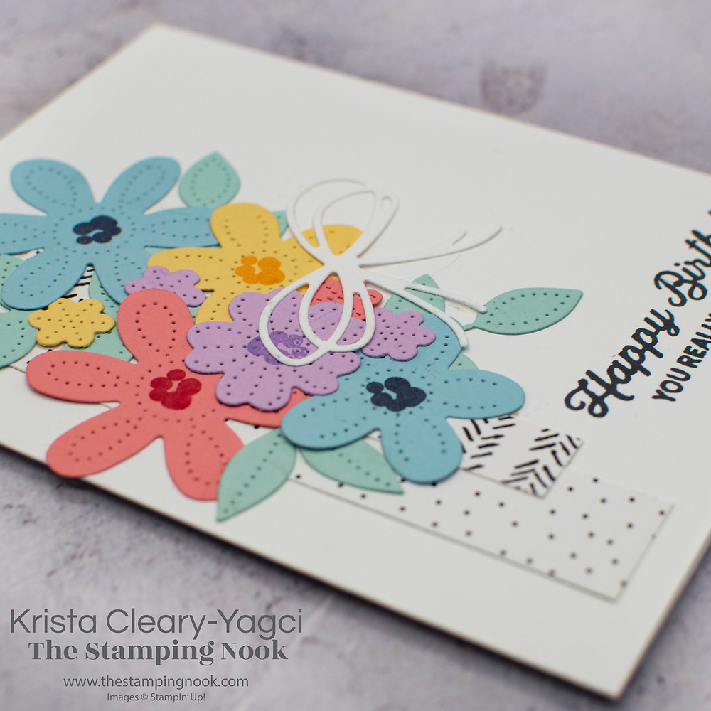 Stampin' Up! Card Ideas - Stampin Up Card Ideas - In Bloom Stamp Set - In Bloom Card Ideas - In Bloom Stampin Up - Stampin Up In Bloom  - Stampin Up Cards  - In Bloom Stamp Set - In Bloom Card Ideas - In Bloom Stampin Up - Stampin Up In Bloom - The Stamping Nook - Krista Cleary-Yagci - Stampin' Up! Demonstrator - Stampin Up Pennsylvania - Stampin Up New Jersey