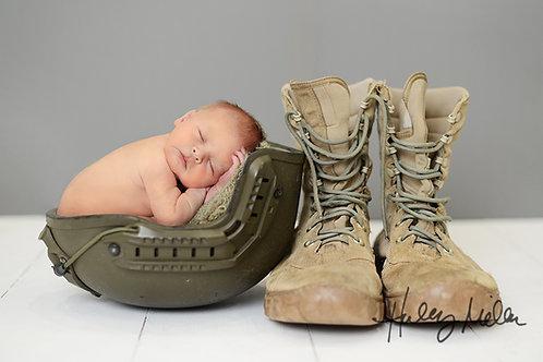 On Sale! Newborn Digital Backdrop/Background/SWAT Gear