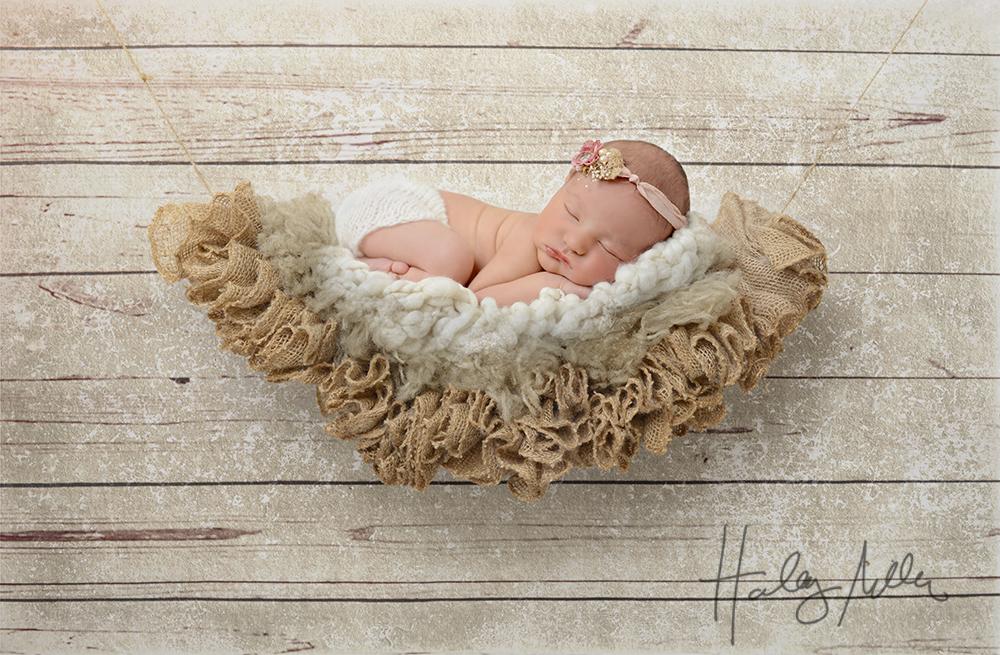 hmcaptures newborn backdrop burlap hammock 2 babyin web