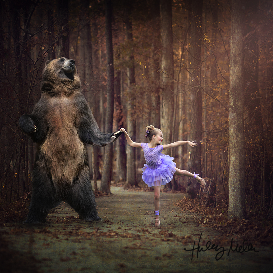 lyla dancing bear ig web