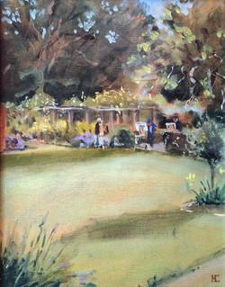 Seago's Garden, The Dutch House, Ludham