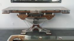 Custom Predator Side Table