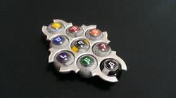 Shredder 9 Ball Rack