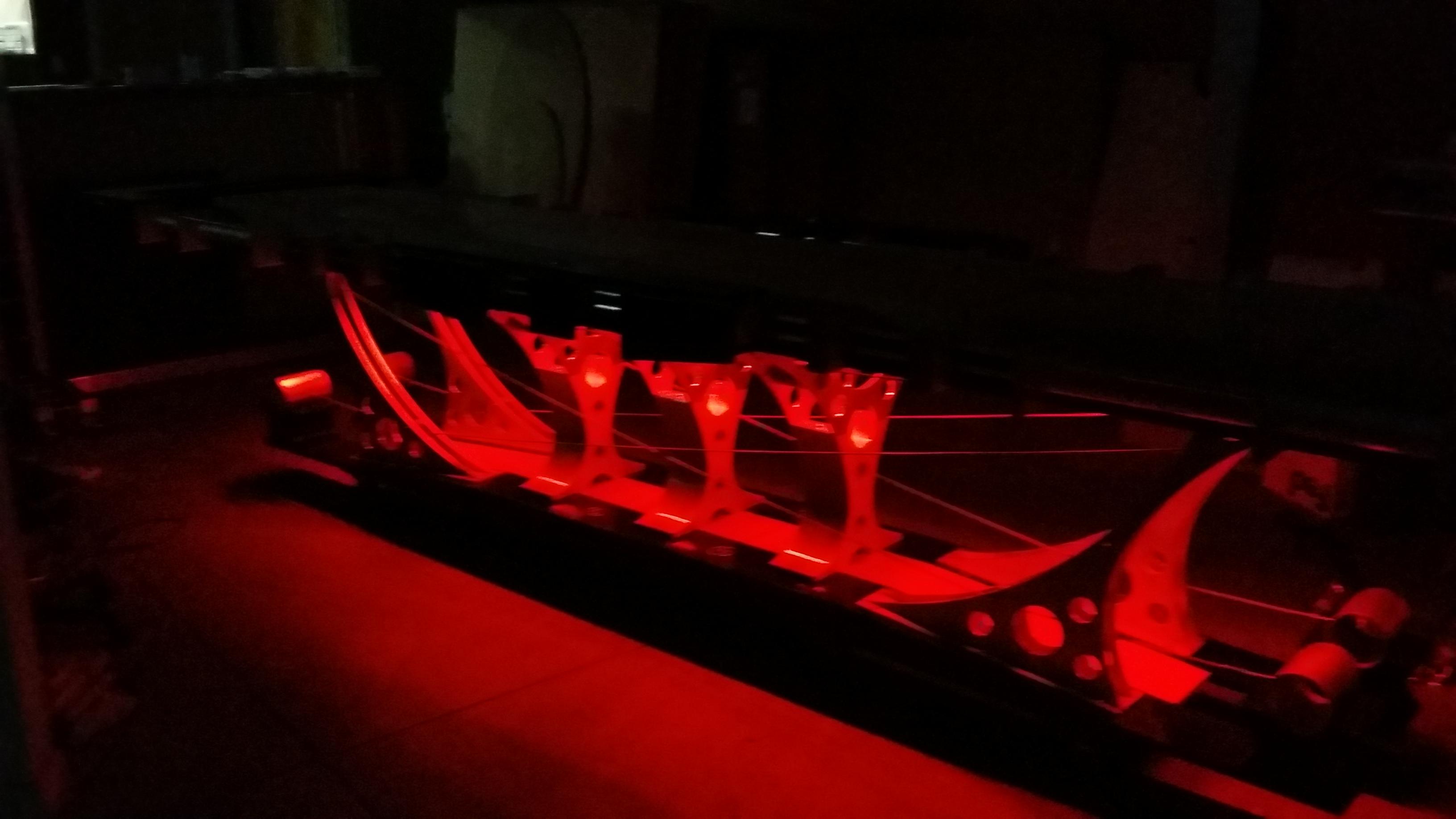 The Force 12 Shuffleboard