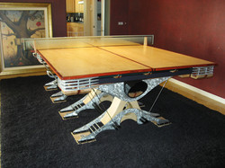 Custom Matched Ping Pong Tops