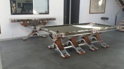 9' Predator and Side Table