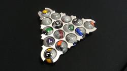 Shredder 8 Ball Rack