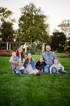 McClowry Family 2018