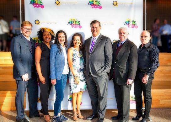 Mayor Mike Rawlings & Guests 1.jpeg
