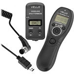 Vello Wireless ShutterBoss III Remote Sw