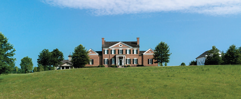 American Colonial Style/ The Bespoke House by TDS