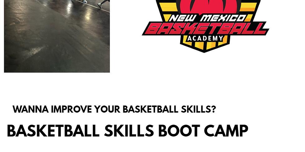 September 21, 22 Skills Boot Camp