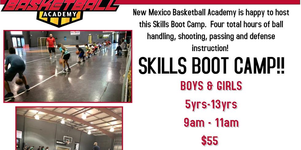 June 10 & 11 Boot Camp