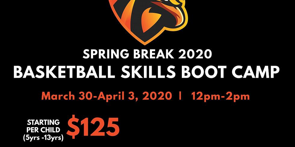 Spring Break 2020 Skills Boot Camp