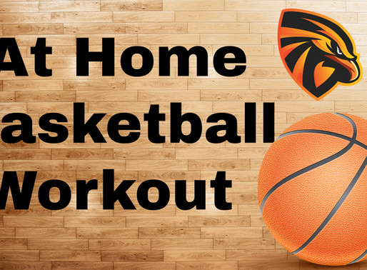 Basketball at Home Workouts