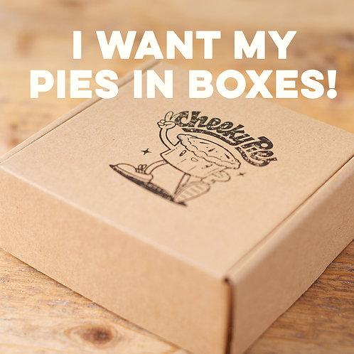BOXES, PLEASE!
